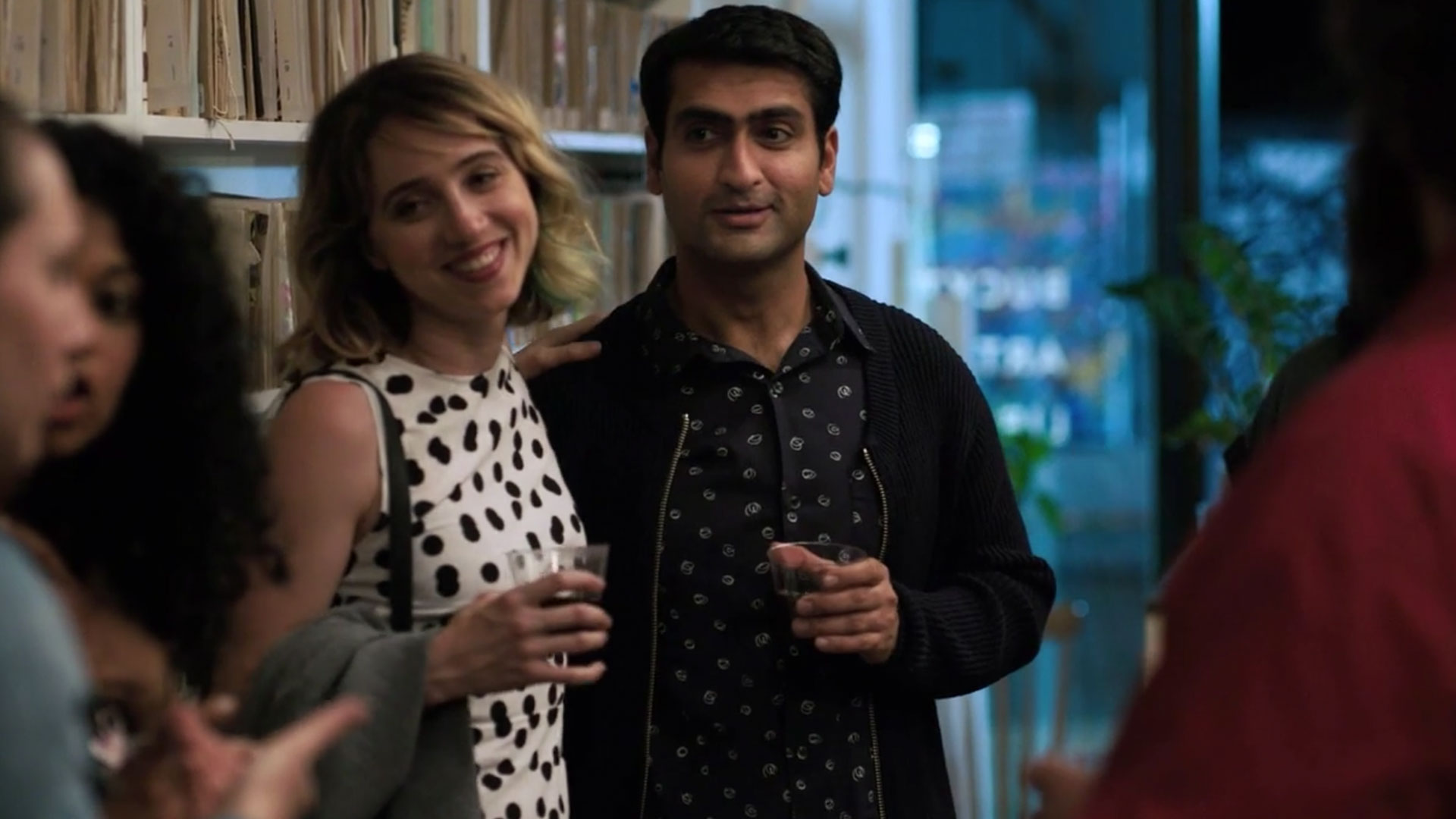 The Big Sick — Surprises