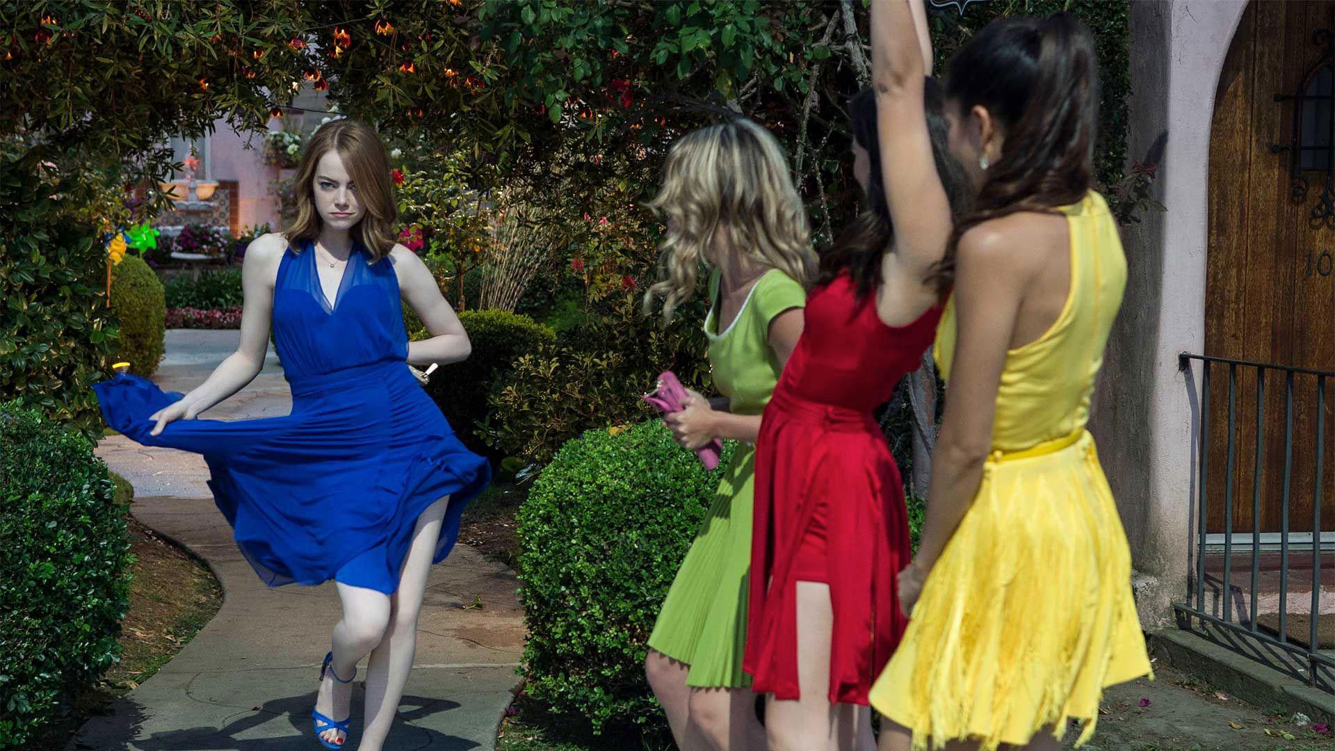 La La Land — Girls Night Out
