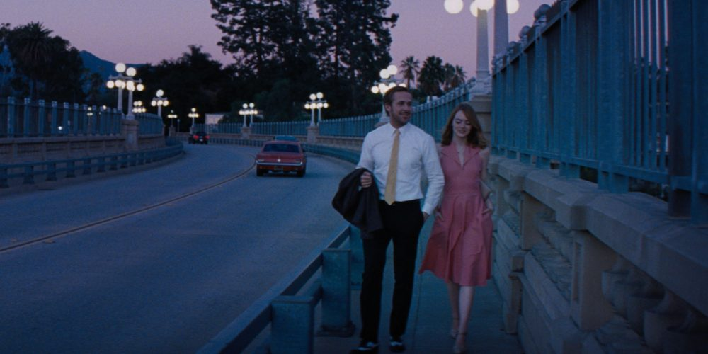 La La Land — Walking Sunset